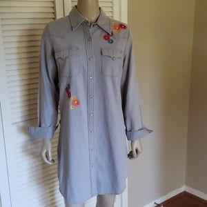 Ivy Jane Linen Blend Dress